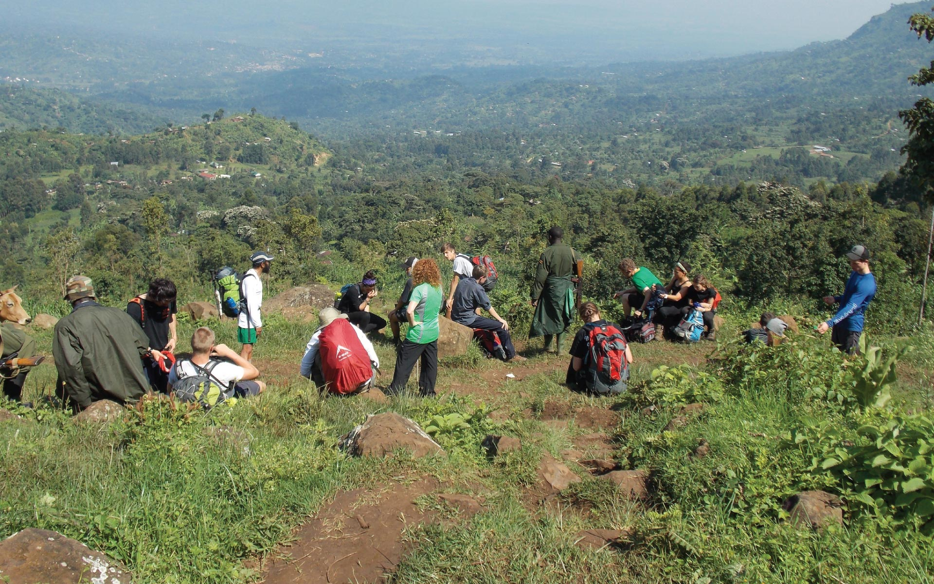 Mount Elgon hike