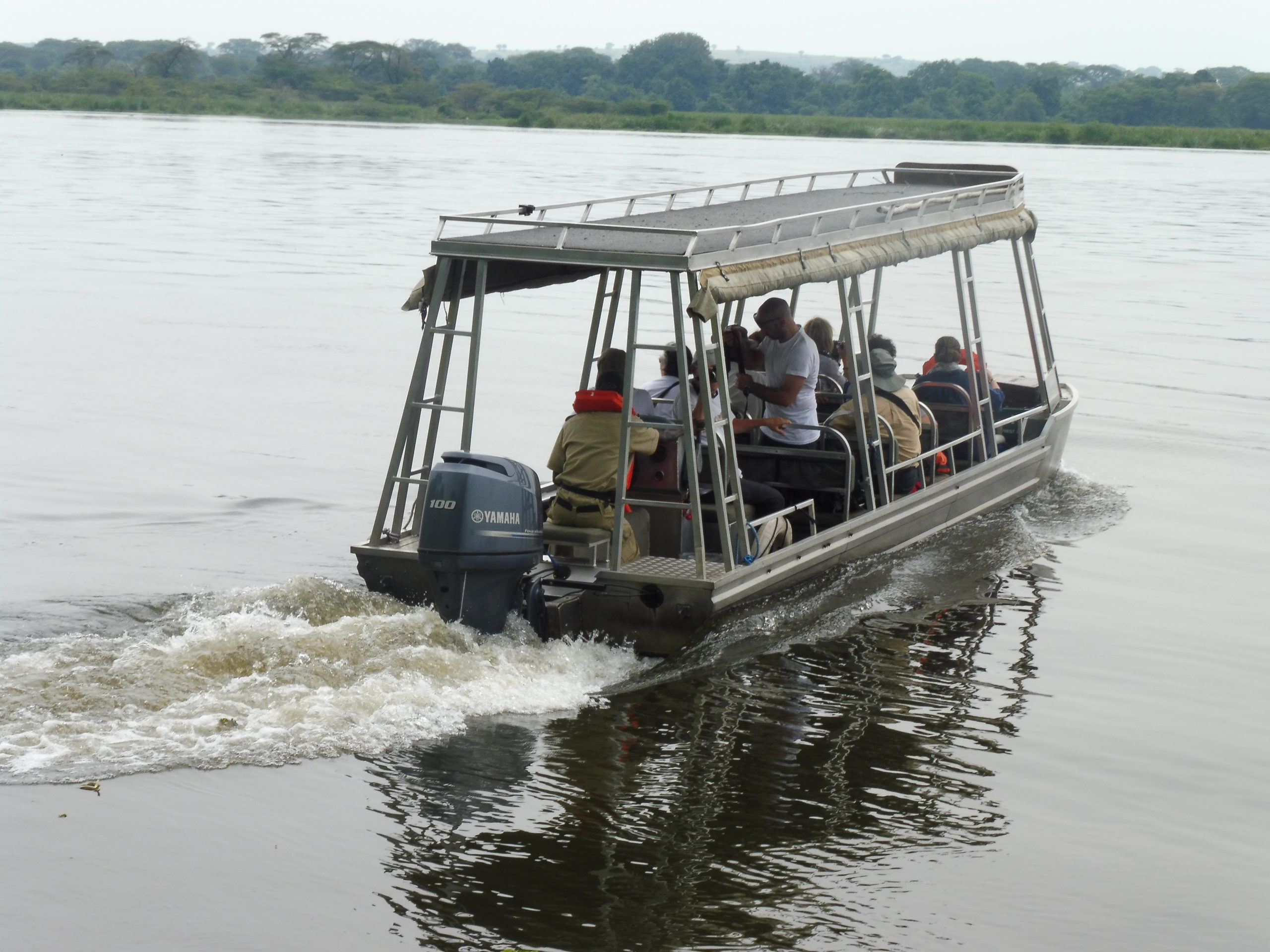 3 Day fly-in Murchison Falls National park.