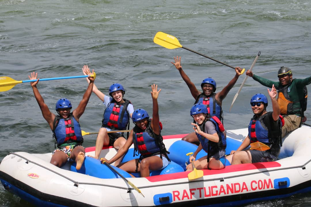 5 DAYS WHITE WATER RAFTING ADVENTURE AND GORILLA TREKKING